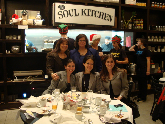GRSD WLF Dines At Soul Kitchen