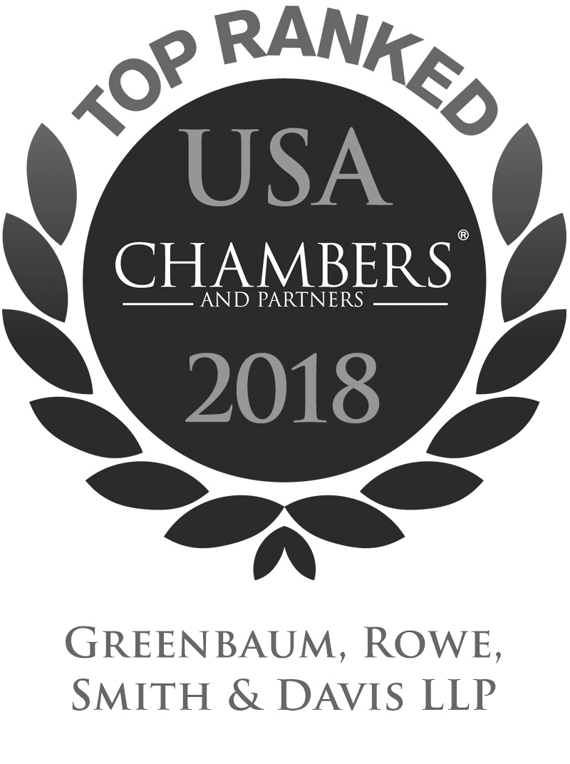 Firm Ranked In Chambers USA 2018