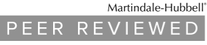 Greenbaum, Rowe, Smith & Davis LLP Peer Review Rated 2015