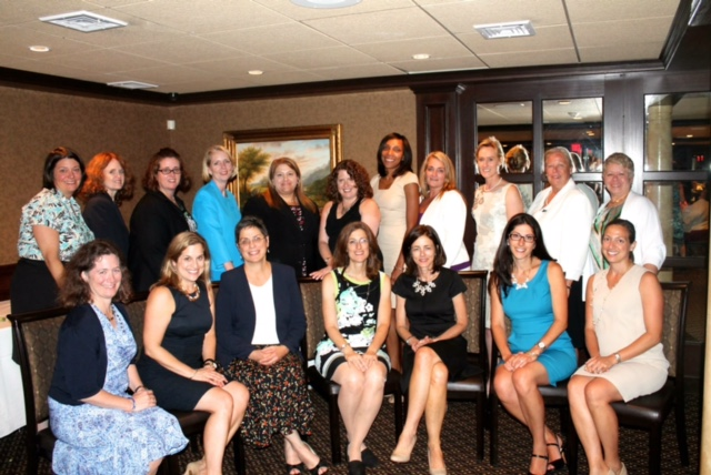 July 2015: NJWLA Executive Board Members Swearing In Ceremonies
