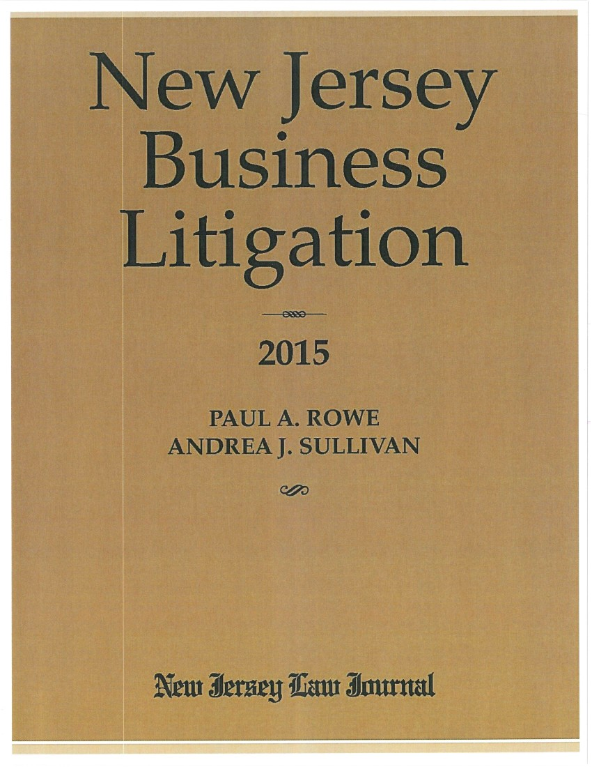 New Jersey Business Litigation