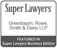 Greenbaum, Rowe, Smith & Davis LLP listed in Super Lawyers