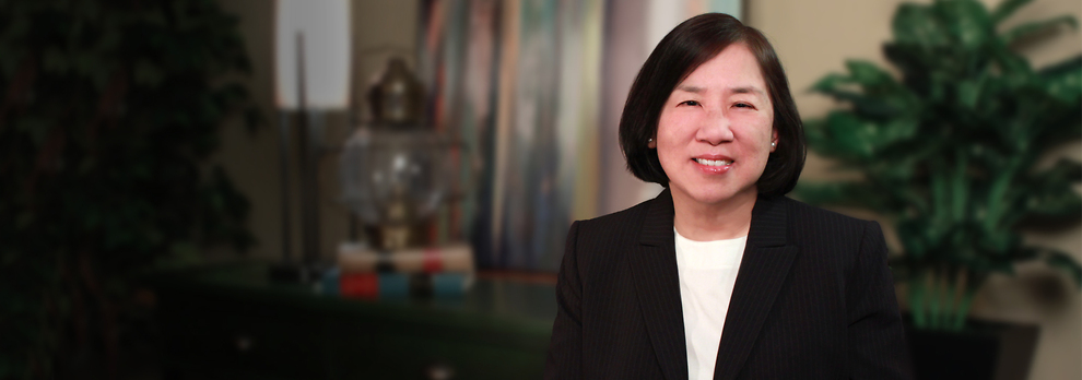 Photo of Christine F. Li